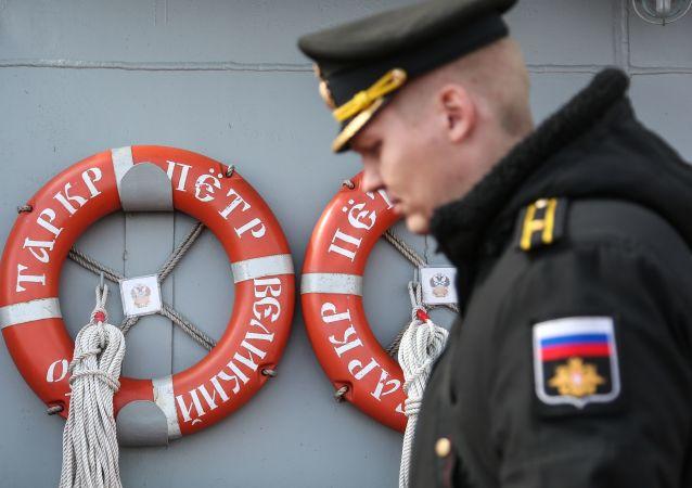 俄北方艦隊升級為第五軍區
