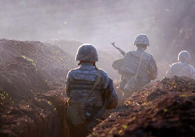亞美尼亞軍人