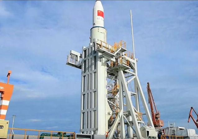 中國將兩顆GECAM空間科學衛星送入預定軌道 推動破解黑洞