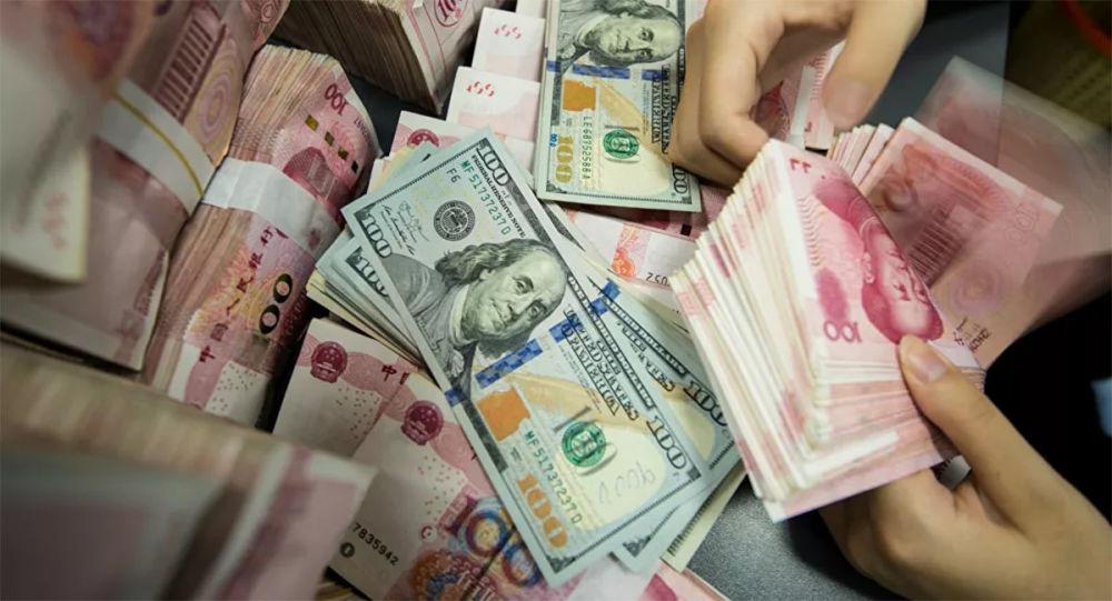 俄媒:中國吸引了創紀錄的外國投資