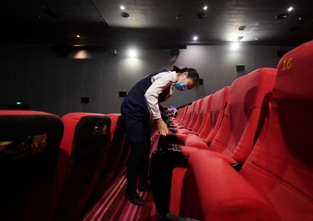 中國電影院