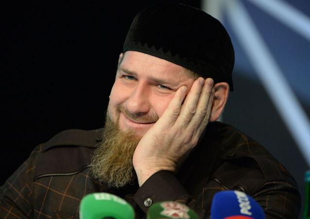 卡德羅夫稱自己被授予少將軍銜