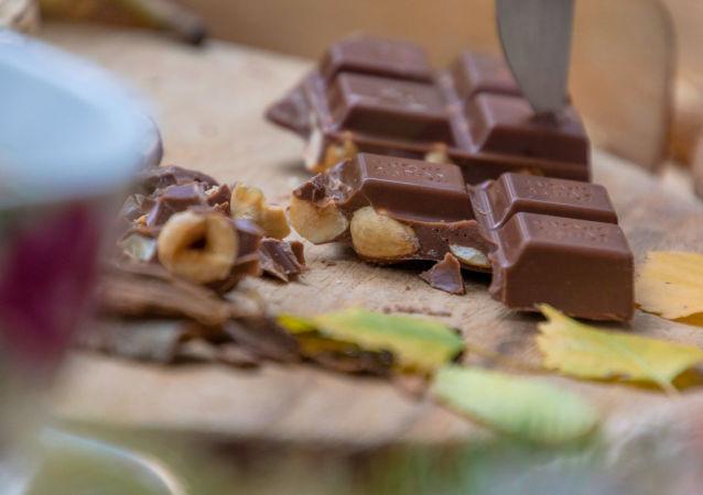 俄中兩國巧克力市場出現萎縮