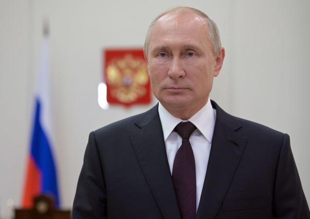 普京:俄中互助精神不斷發揚光大 促兩國關係蓬勃發展