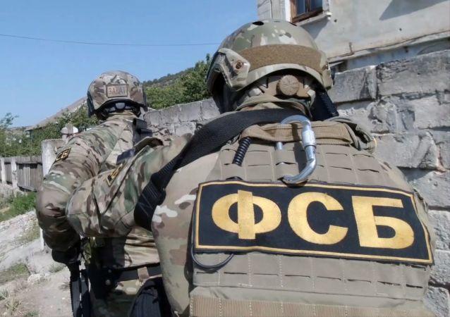 一中亞男子試圖在莫斯科實施恐怖襲擊 已被擊斃