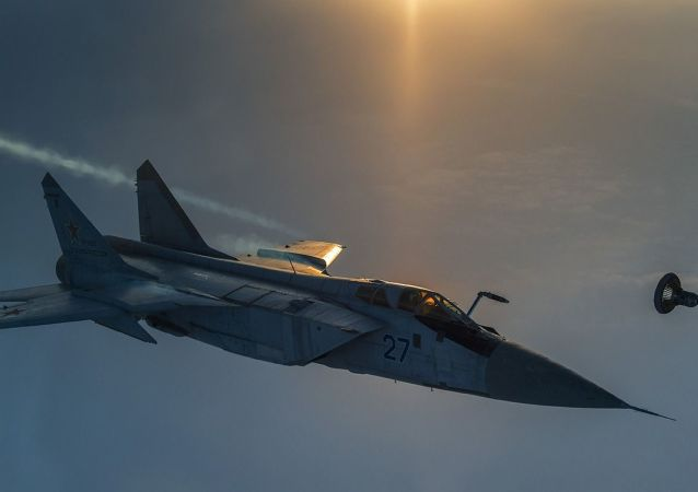 俄米格-31戰機