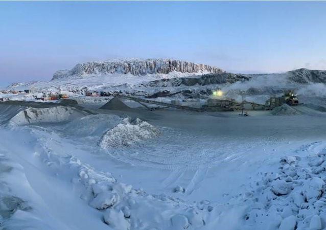 外媒:中國購買加拿大北極金礦計劃在渥太華引爭議