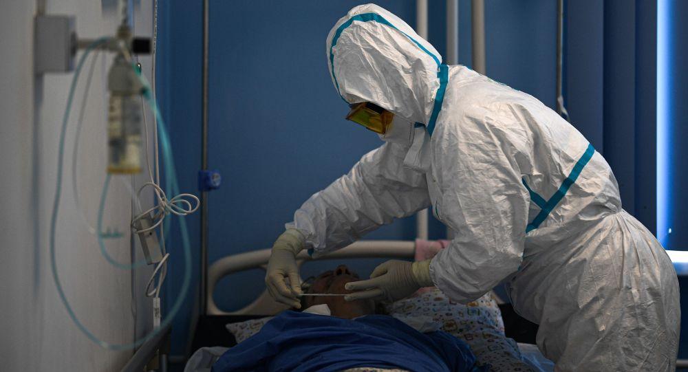 俄羅斯單日新增5189例COVID-19確診病例