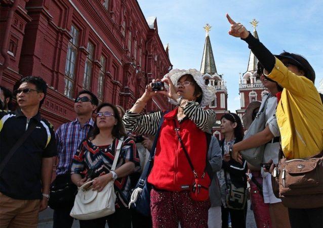 俄專家:俄羅斯中文講解器數量越來越多