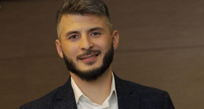 「Entoprotech 」公司總經理伊萬·索科洛夫