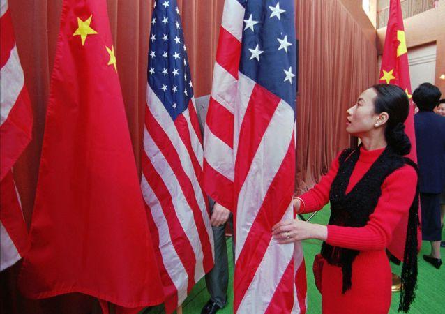 中國外交部回應美議員指責中國進行間諜活動:美國才是名副其實的竊密帝國