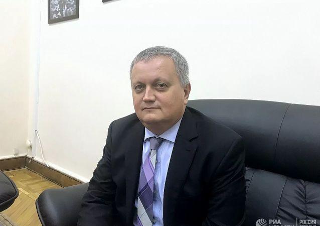 格奧爾吉•鮑里先科