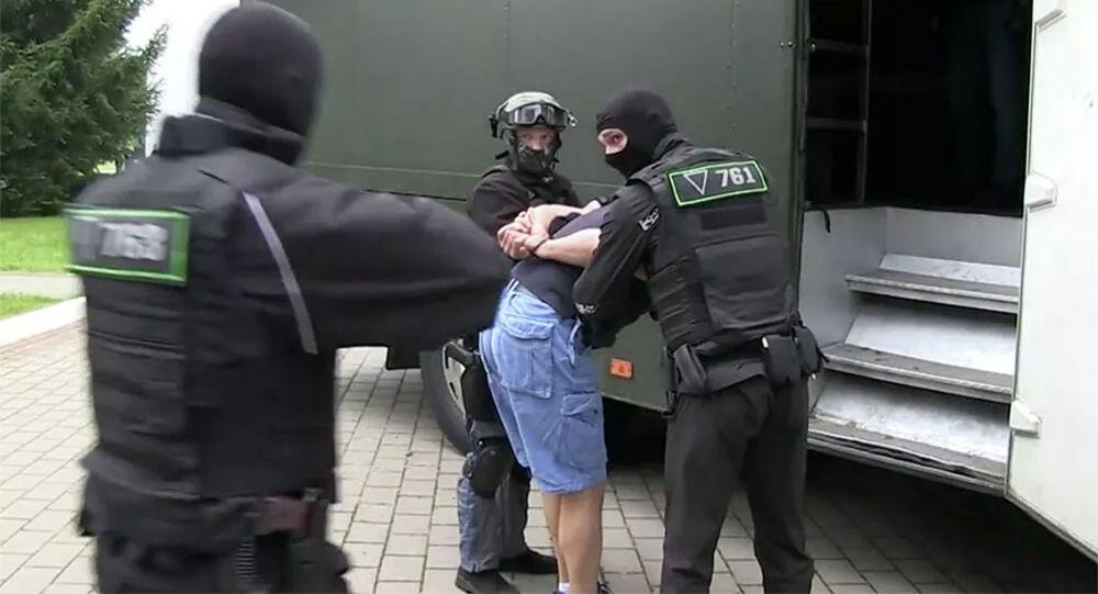 俄領事:俄外交官與在白俄被拘留的俄羅斯人會面