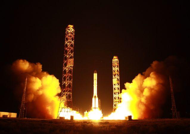 俄航天集團專家提議使用電磁炮彈向太空發射衛星