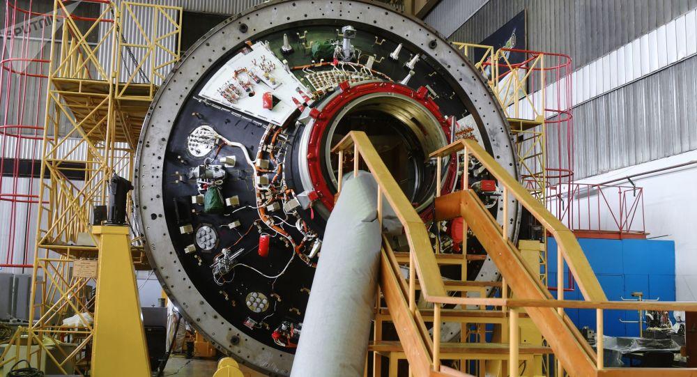俄「科學」號艙將於夏季被發射至國際空間站