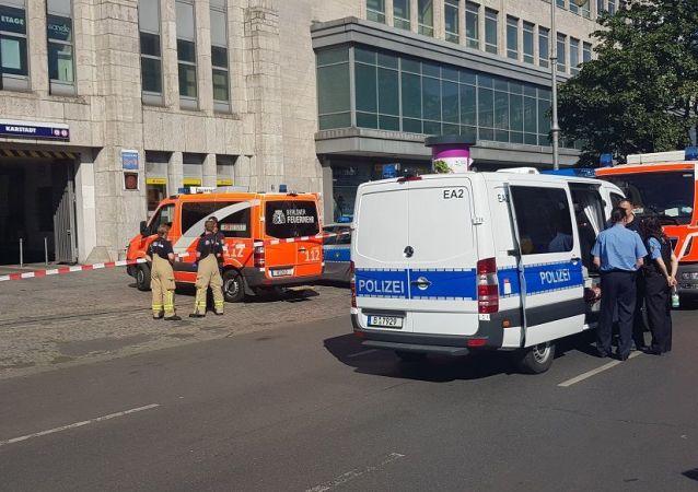 柏林購物中心襲擊事件傷者人數增至12人