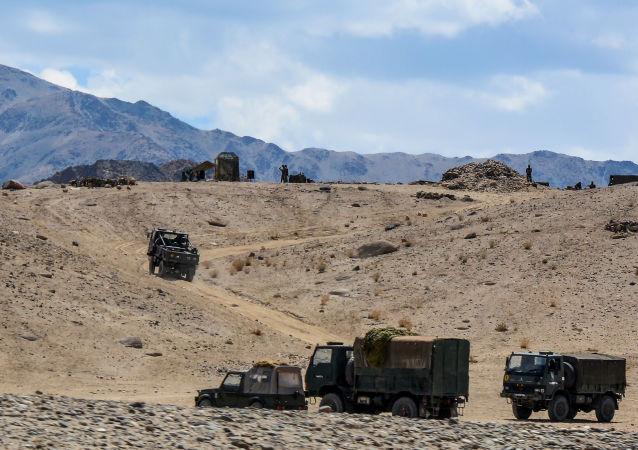 印度要求中國從拉達克全面撤軍