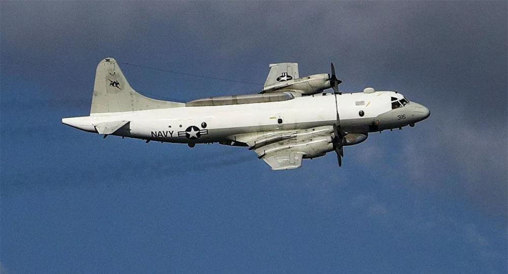 美國Lockheed EP-3E偵察機