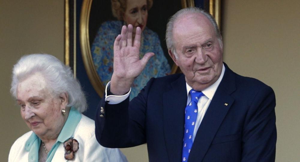 離開西班牙的胡安∙卡洛斯國王可能會在九月回國