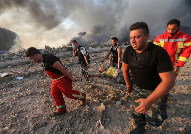 黎巴嫩衛生部長:貝魯特及郊區醫院傷者爆滿