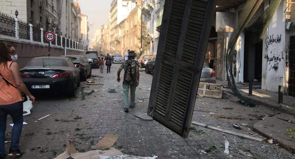 黎巴嫩大爆炸遇難人數升至100名