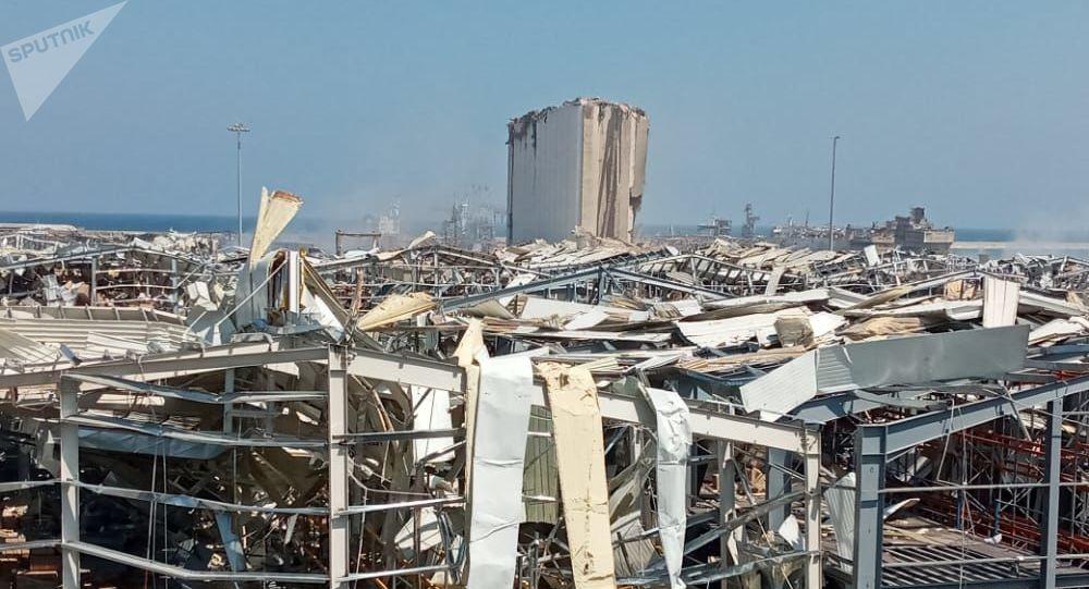 黎巴嫩政府爆炸後下令軟禁貝魯特港口管理人員。