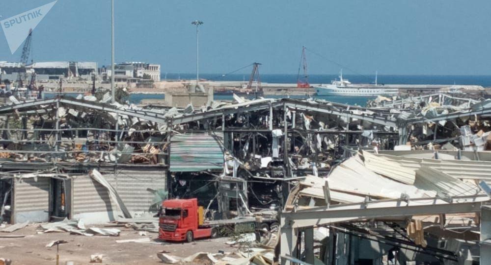 俄專家:貝魯特救援人員或因在爆炸現場吸入氮氣而死亡