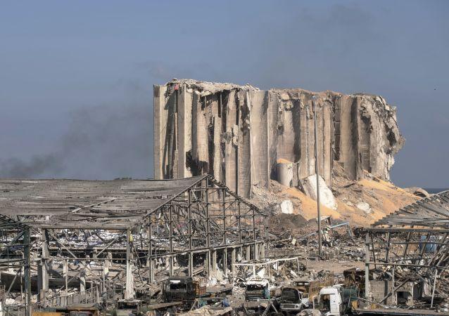 黎巴嫩政府:貝魯特港口爆炸案死亡人數升至190人