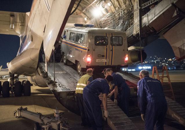 俄緊急情況部稱該部野戰醫院開始在貝魯特接待受傷者