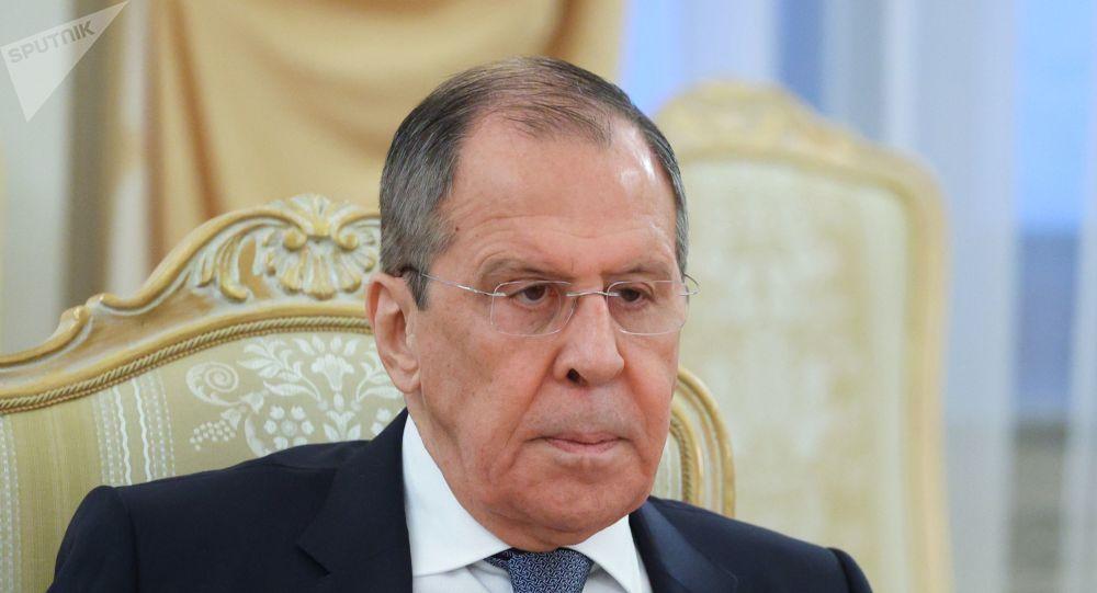 俄外長在與芬蘭外長會談中指出北約在波羅的海進行破壞性行動