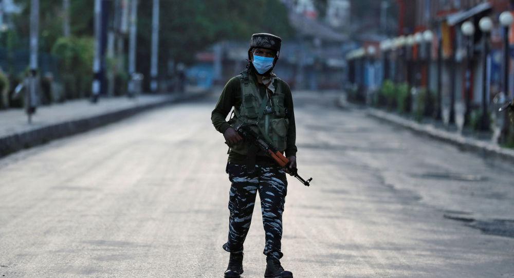 媒體:一名印度士兵在巴基斯坦駐印度使館外開槍自殺