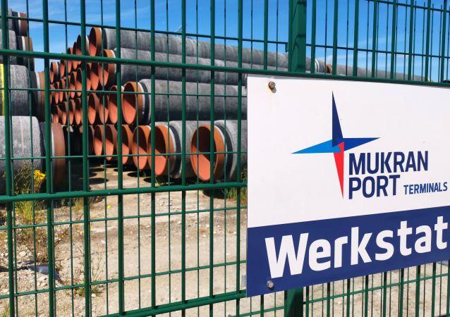 穆克蘭港口