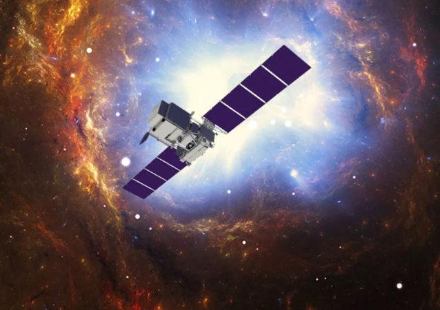 「伽馬-400」空間觀測站