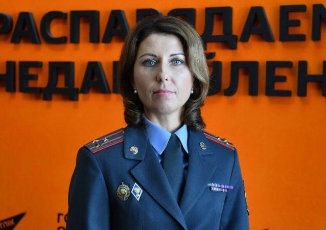 奧莉加∙切莫達諾娃