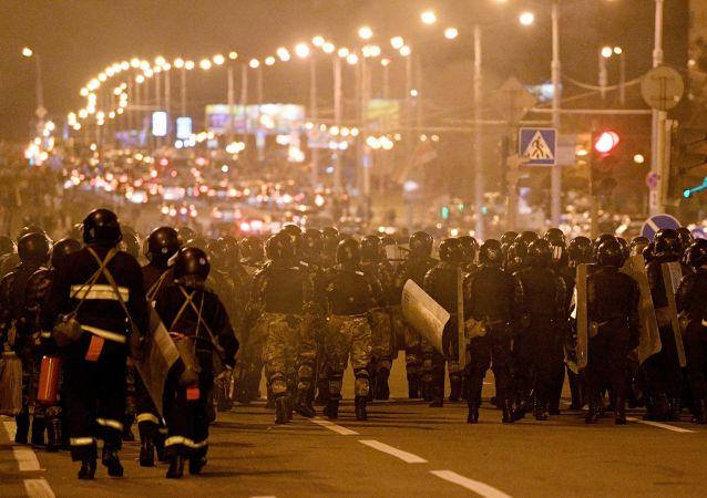 白俄羅斯衛生部:昨晚51人因不同傷勢送醫治療