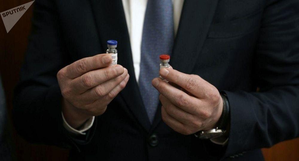 俄羅斯冠狀疫苗