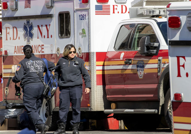 美國巴爾的摩天然氣爆炸導致2人死亡7人受傷