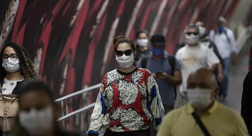 巴西衛生部:全國新冠病毒致死數超過10.5萬