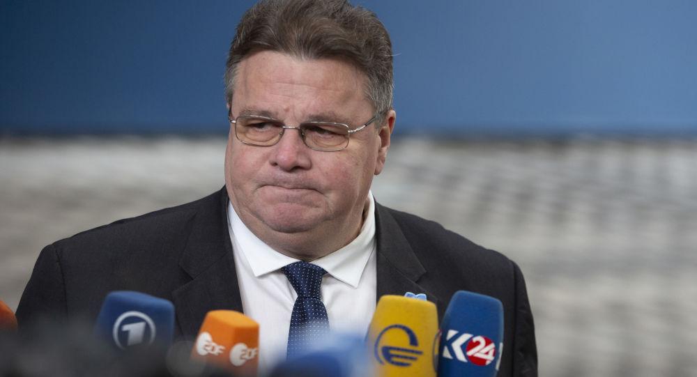 立陶宛外長:白俄選舉結果令人懷疑 難以承認