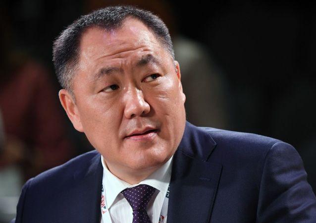 圖瓦共和國行政長官責成與蒙古接壤的兩個地區接種鼠疫疫苗