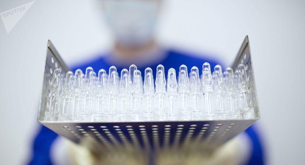 俄羅斯新冠疫苗