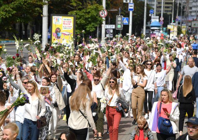 白俄羅斯駐斯洛伐克大使成為第一位表態支持抗議者的外交使團首領