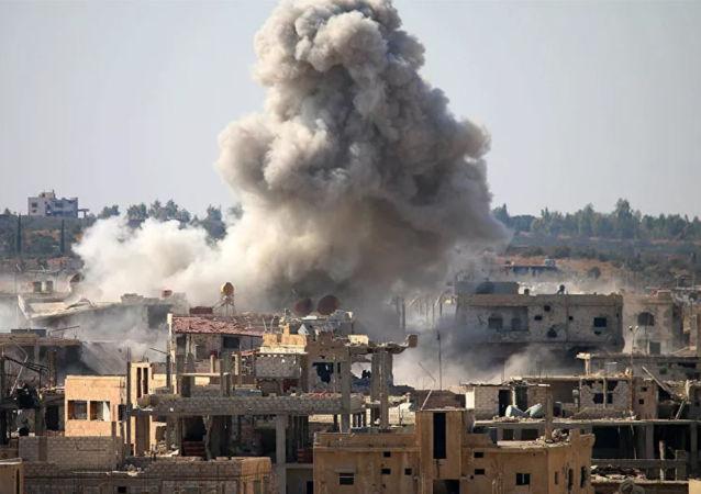 敘利亞南部一通行檢查站遇襲致2名軍人死亡
