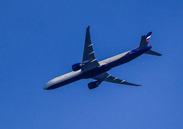 一架載有26名從敘返俄兒童的飛機在莫斯科州降落