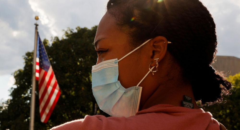 特朗普推介新冠病毒新測試方法