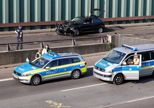 德國柏林克羅伊茨貝格區發生槍擊事件