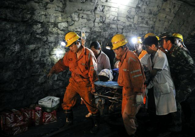 媒體:重慶一煤礦發生一氧化碳超限事故 16人死亡