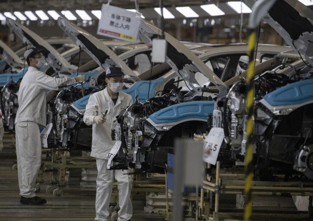 1—8月份中國規模以上工業企業利潤下降4.4%