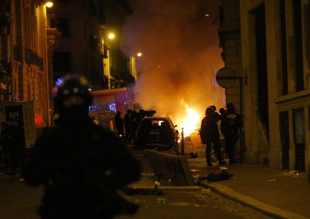 巴黎歐冠決賽結束後警方拘捕人數增至22人