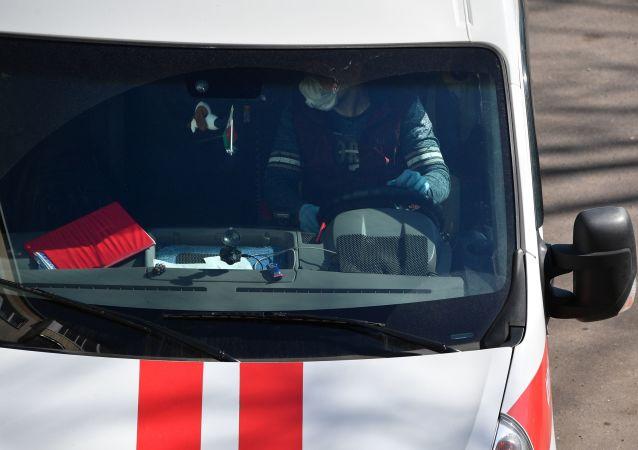 明斯克急救車
